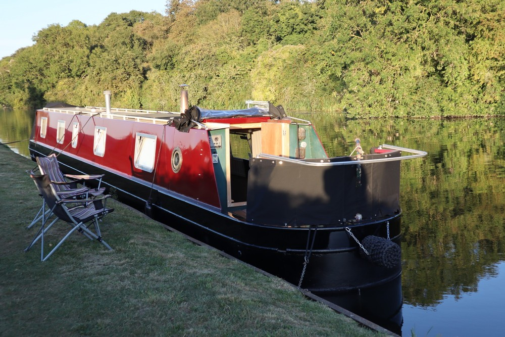 Living On A Narrowboat